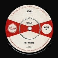 BOB MARLEY AND THE WAILERS Don't Ever Leave Me Vinyl Record 7 Inch Island 1965